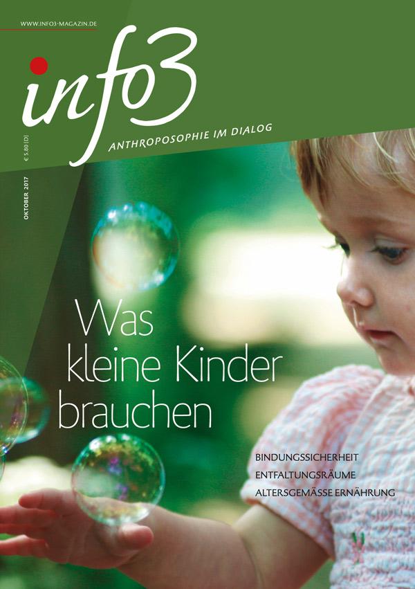 Kinder und neue Medien - das Info3-Thema im November